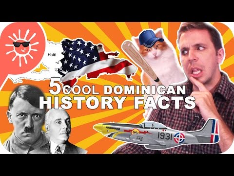 5 Cool Dominican History Facts | Kiskeya.Life (Guesthost: Mr. Fluffy) sub. en Español