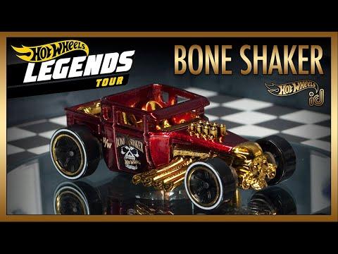 2020 HOT WHEELS ID LEGENDS TOUR BONE SHAKER SPECIAL EDITION