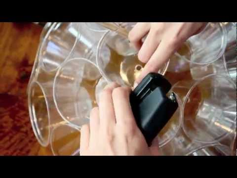 HOW TO MAKE A SPARKLE BALL (Best video)