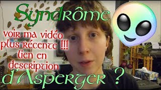 15 trucs quand on a le Syndrome d'Asperger !