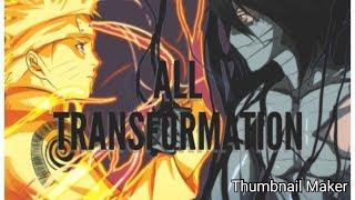 Naruto vs Bleach 3.2 all transformation