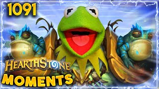 ZENTIMO BREAKS THE GAME AGAIN!!! | Hearthstone Daily Moments Ep.1091