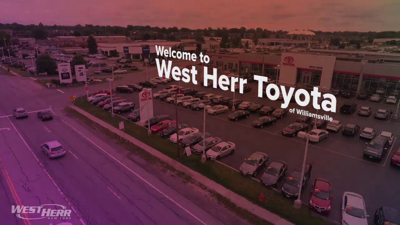West Herr Toyota >> West Herr Cribz Toyota Williamsville