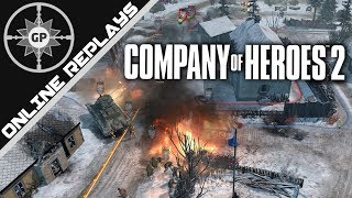 Two Extremes of War - Company of Heroes 2 Online Replays #332