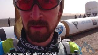 How I ran the MdS '16 Pt  2 Check up and first stage