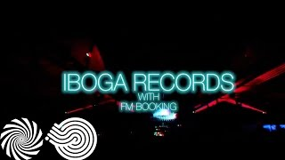 Iboga Records 20 Years Compilation - Hologram 4CDs - 40 Exclusive Tracks