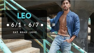 """LEO SOULMATE """"IT STARTS WITH NO COMMUNICATION"""" JUNE 1 7 WEEKLY LOVE TAROT READING"""