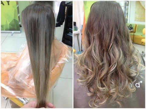 Русые волосы полный гид 70 Фото Цвет Окрашивание Оттенки