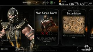 Mortal Kombat X Mobile guide