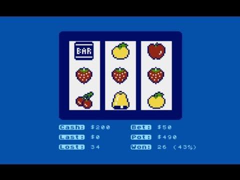 mini-Slots for Atari computers