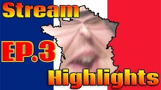 War Thunder | Stream Highlights Ep.3 Extra French Addition