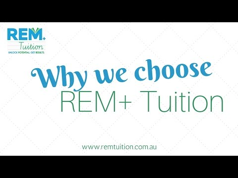 REM+ Tuition | Why we chose REM+ Tuition for Maths Tutors