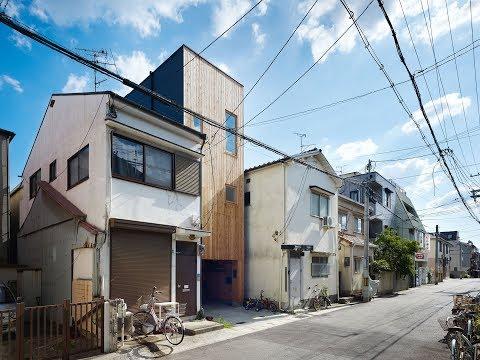 House in Nada by Fujiwarramuro Architects | Nada, Japan | HD