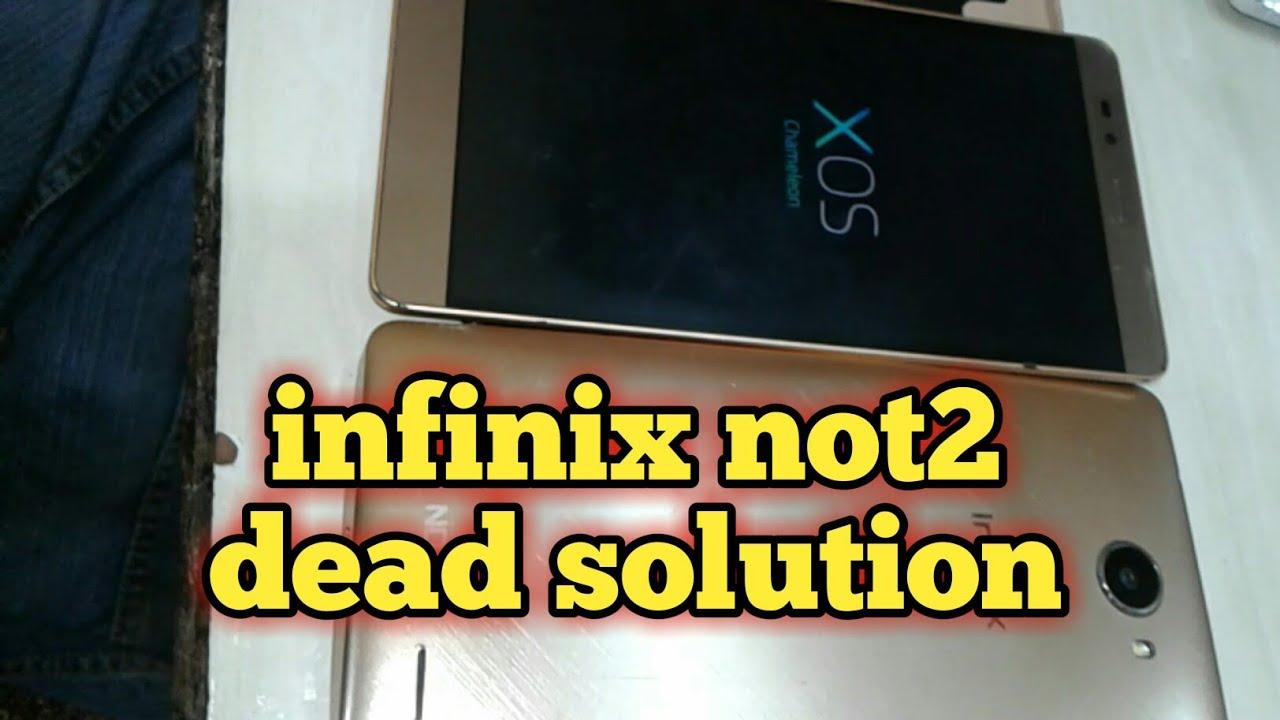 Mengatasi Infinix Note 2 Mati Total Infinix X600 Youtube