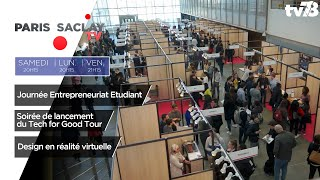 PARIS-SACLAY TV – Mars 2019