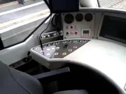 Tper atr 220 cabina principale youtube for Cabina principale delta