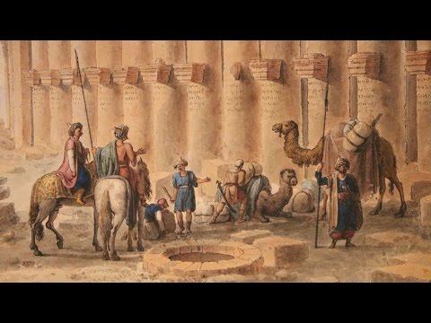 Sites éternels au Grand Palais, entretien avec M. Pic et Y. Lintz du Louvre