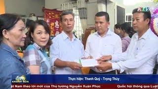Nhiều đơn vi, tổ chức cùng hướng về người dân vùng lũ tỉnh Khánh Hòa
