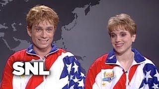 Weekend Update: Kerri Strug and Kippy Strug on Winning Olympic Gold - SNL