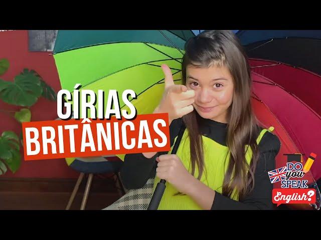 British Slang | Londres na Latinha