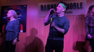 Gerard Canonico sings The Squip Song at the Be More Chill Vi...
