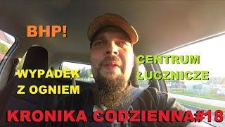 KRONIKA#18 BHP, Centrum Łucznicze, Wypadek z Ogniem!