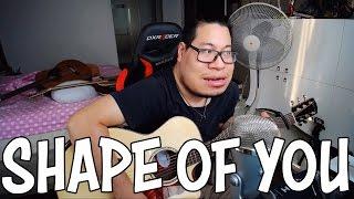 [Guitar] Hướng dẫn: Shape of you - Ed Sheeran