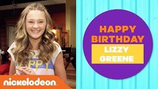 'Happy Birthday, Lizzy Greene!' Official Tribute Music Video | Nicky, Ricky, Dicky & Dawn | Nick