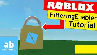 Roblox Filtering Enabled Tutorial - RemoteEvents (Part 1)