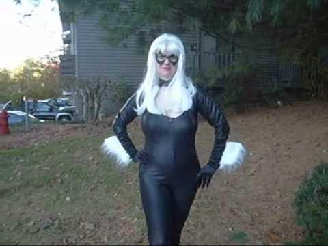 & Marvel Costume Contest - Black Cat - YouTube