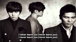 [Rom & Eng] 4Men - Never Leave You