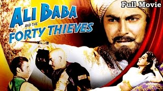 Alibaba and Forty Thieves (1954) - Full Hindi Movie | Starring Mahipal and Shakeela