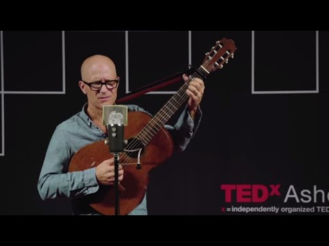 Mad World and Falling Awake Performance  Gary Jules  TEDxAsheville