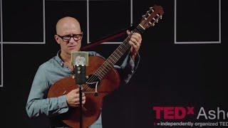 Mad World and Falling Awake Performance | Gary Jules | TEDxAsheville