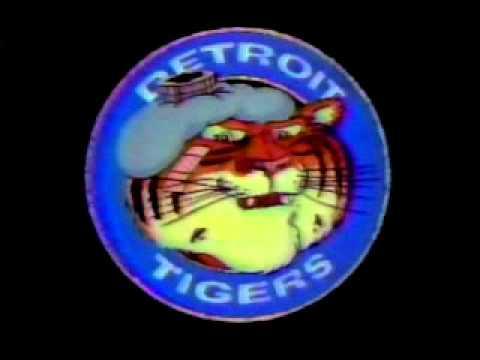 "WDIV 1990 Detroit Tigers Baseball Loss ""Meow"""