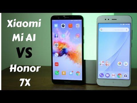 Xiaomi Mi A1 Vs Honor 7X Camera Review   Shocking Results