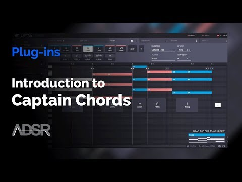 Introduction to Captain Chords (Mixed in Key)
