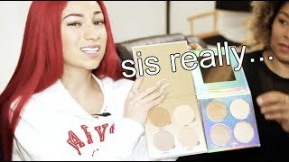 danielle bregoli SCAMS fans with fake makeup.. really sis...
