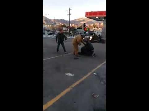 Colorado Springs Kum & Go Fight