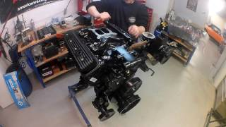 Mercruiser 350 engine assembly - PersSpeedshop
