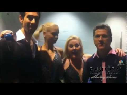 PANDORA Unforgettable Moments of Love on Ice: Backstage with the Cast