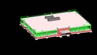 SSMAC Phasing Plan Orthographic - Thesis 2013
