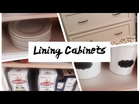 how-to-line-drawers-and-cabinets-(lining-cabinets)