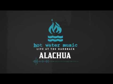 Hot Water Music - Alachua (Live At The Hardback)
