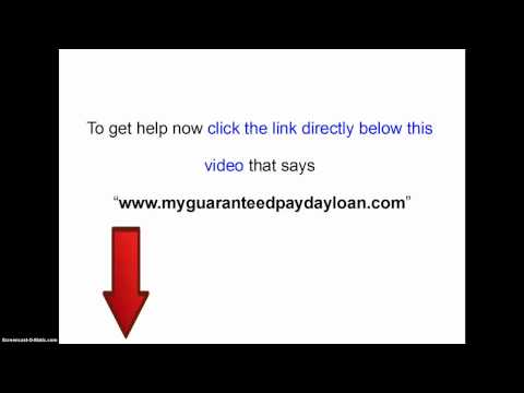 ★★★★★ Payday Loans - No Credit Check - Same Day Guaranteed Approval! (khanacademy) from YouTube · Duration:  1 minutes 5 seconds