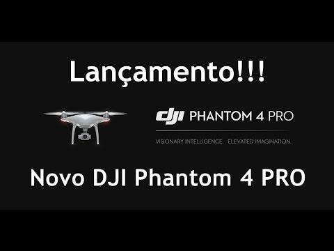 Release - Done DJI Phantom 4 Pro - Official DJI Presentation