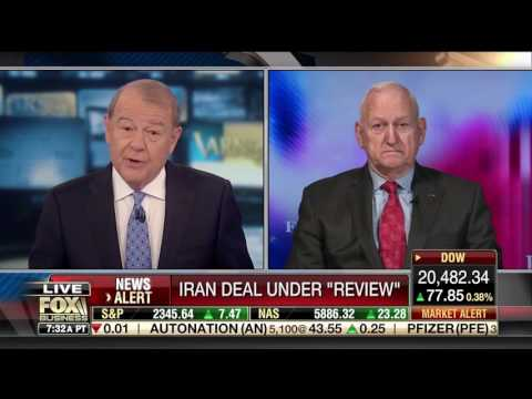 General Boykin on the Iran nuclear deal