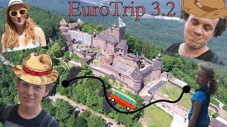 EuroTrip 3.2 Катакомбы, замки и пиво!