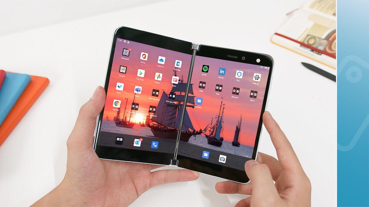 """Cảm nhận về Surface Duo: Tương lai hay...""""xịt""""?"""