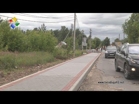 Ремонт дорог в Павловском Посаде продолжается